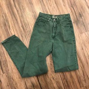 Vintage gap high waisted jeans